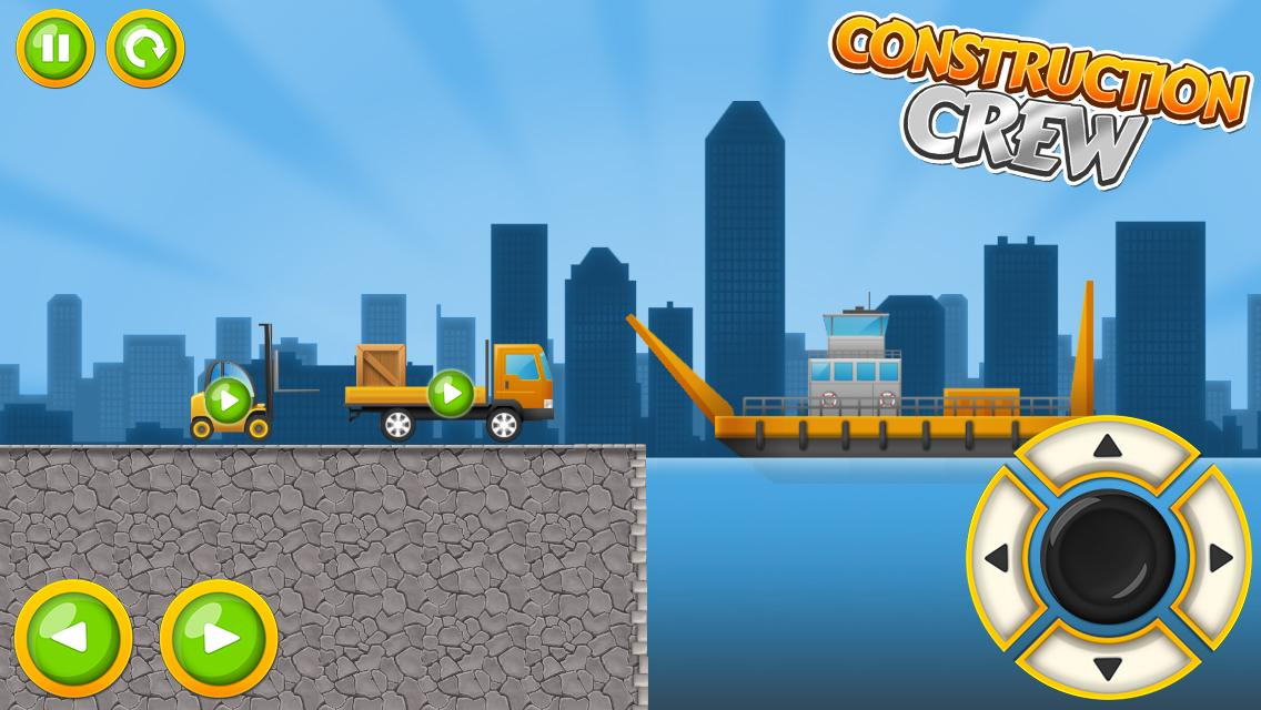 Construction Crew Android Apps On Google Play