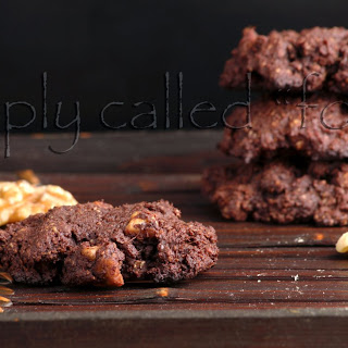 No-Guilt Double Chocolate Cookies Recipe