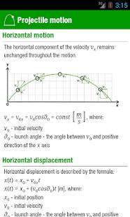 Pocket Physics - screenshot thumbnail