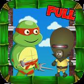 Ninja Turtles v Mutant Aliens