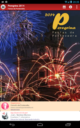 Peregrina 2014