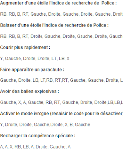 GTA 5 Codes