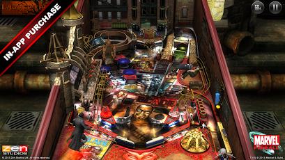 Marvel Pinball Android İndir