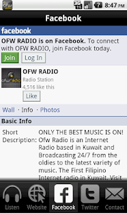 OFW RADIO- screenshot thumbnail