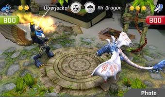 Screenshot of Invizimals™: New Alliance