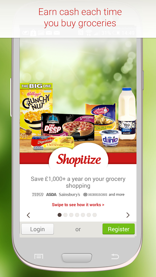 Shopitize - Supermarket Offers - screenshot