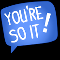 You're So IT logo