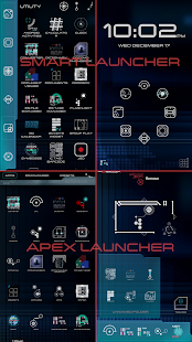 ✦ TREK ✦ Launcher Screenshot