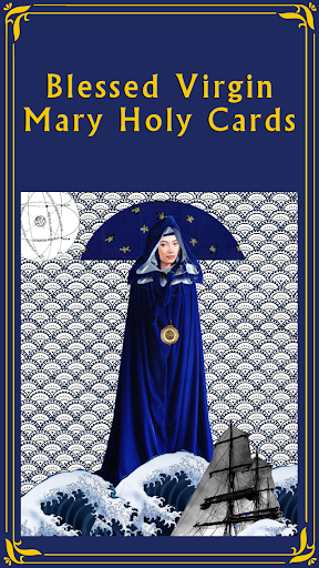 Blessed Virgin Mary Holy Cards