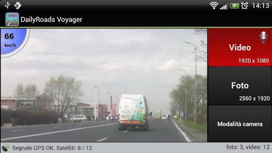 DailyRoads Voyager- screenshot thumbnail
