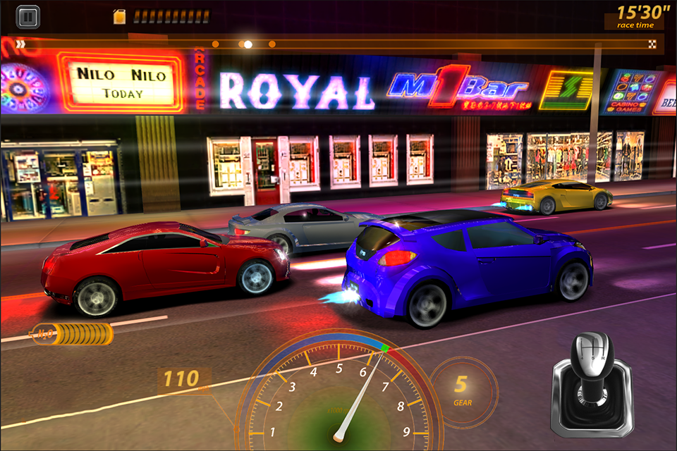 Car Race by Fun Games For Free- screenshot
