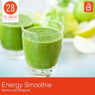 Energy Smoothie Recipe