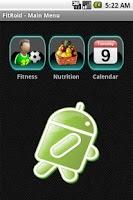 Screenshot of FitRoid - Lite