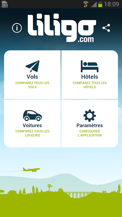 Liligo comparateur de vol for Comparateur de prix hotel paris