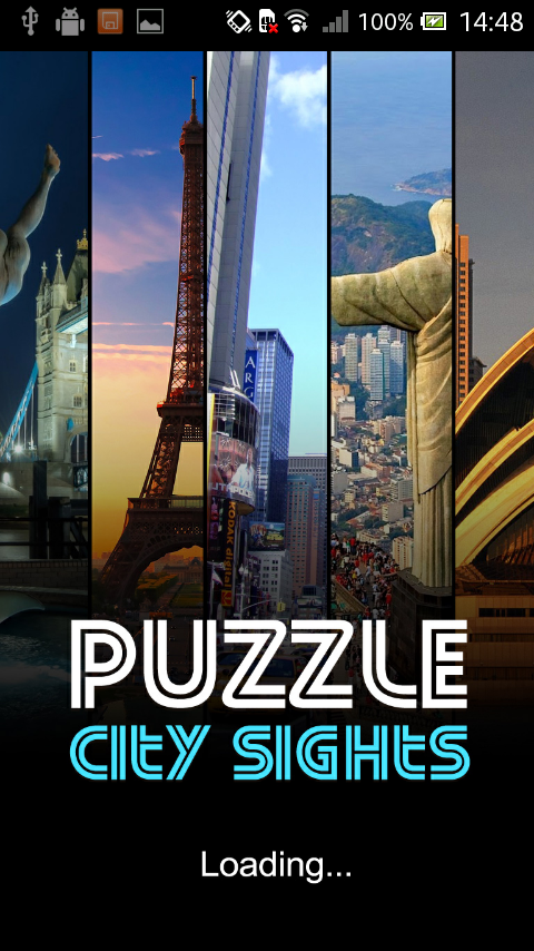 Puzzle City Sights - screenshot