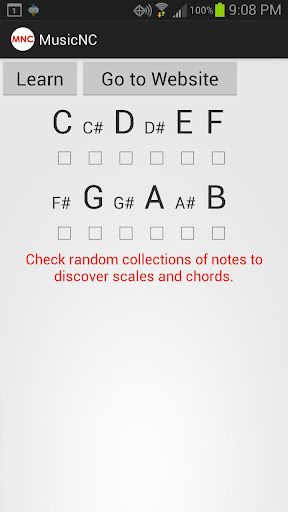 Music Notes Chords