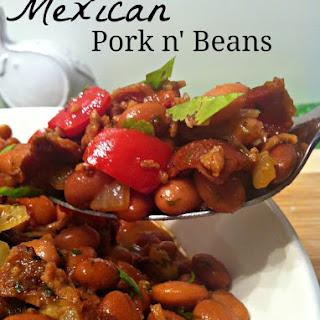 Mexican Pork N' Beans Recipe