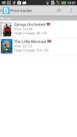 Screenshot of My Movies by Blu-ray.com