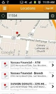 Nassau Financial Federal CU - screenshot thumbnail