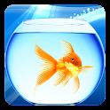 Gold Fish Live Wallpaper icon