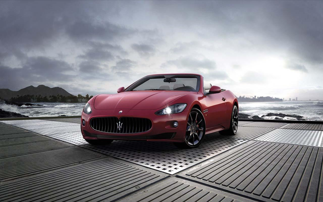 Speed Maserati Racing - screenshot
