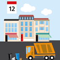 Abfall App ZEW icon