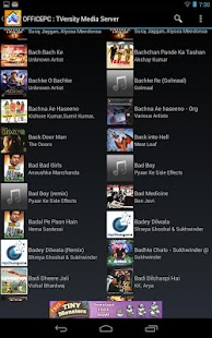 MediaHouse UPnP / DLNA-browser - screenshot thumbnail