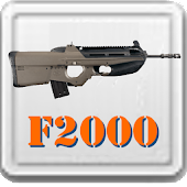 Weapon Sounds: F2000