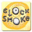 Clock Smoke Wallpaper icon
