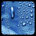 Pluie Fond Animé icon