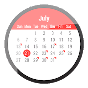 Calendar for Wear OS