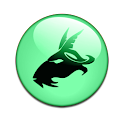 Zodiac Capricorn Clock Widget icon
