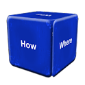 Question Dice logo