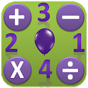 Math Basics & Tables for Kids icon