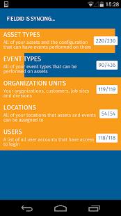 eCompliance Field iD - náhled