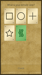 RVCards - Remote Viewing Cards- screenshot thumbnail