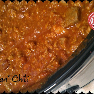 "The ""Man"" Chili"