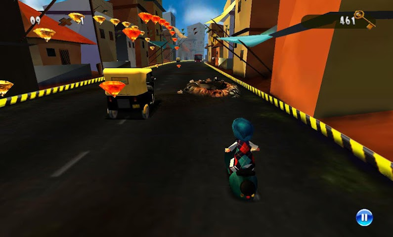 Screenshots for BalleBalle Ride