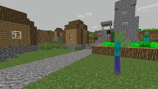 ZombieTown Minecraft Wallpaper 6.1 screenshots 4