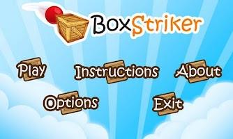 Screenshot of Box Striker Lite