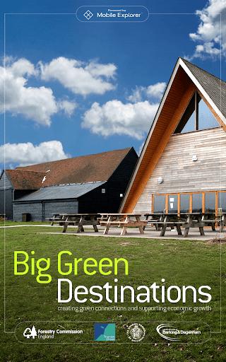 Big Green Destinations