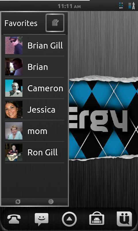 APW Theme Synergy - screenshot