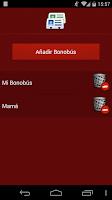 Screenshot of ValenBus (Bus en Valencia)