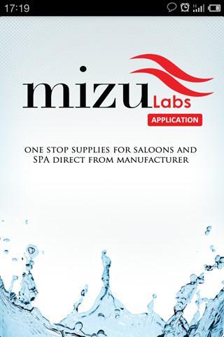 Mizulabs.com eCommerce