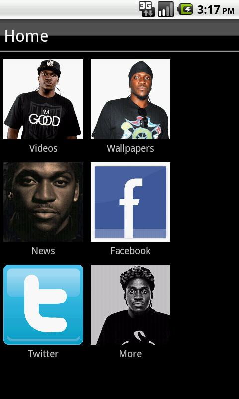 Pusha T Fan App - screenshot