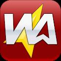 WindAlert logo