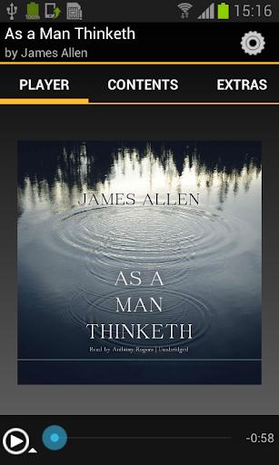 As a Man Thinketh J. Allen