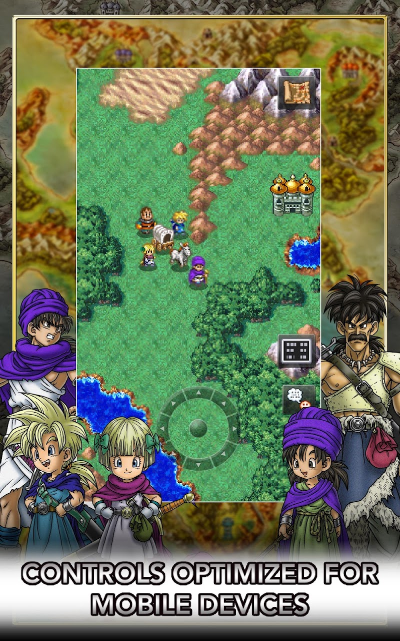dragon quest v cracked apk