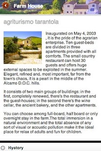 WineFarm Agriturismo Tarantola- screenshot thumbnail