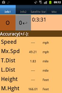 跑步 - 速度與距離 GPS apps